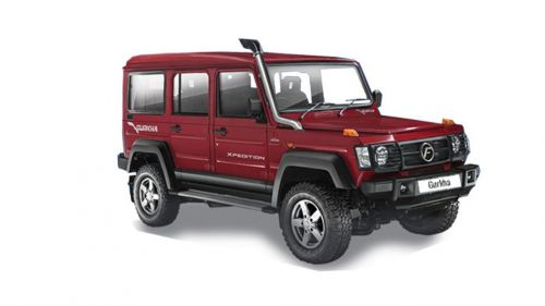 Force Motors Gurkha Xpedition 5 Door