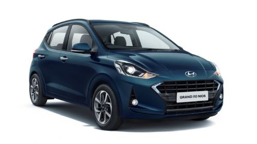 Hyundai Grand i10 Nios Sportz 1.0 Turbo GDi