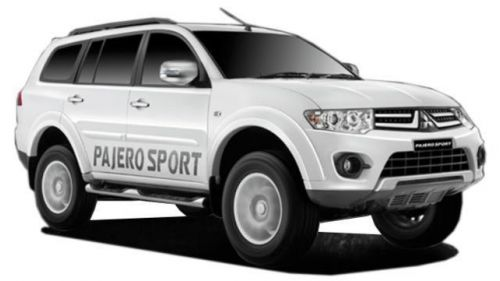 Mitsubishi Pajero Sport Select Plus AT